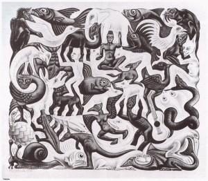 Escher-Interdependence