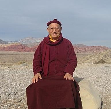 Khenchen Rinpoche