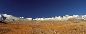 Tibet-sky