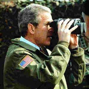 Bush Covered Binoculars 002